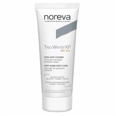 Noreva  Trio White XP SPF50+ Anti Dark Spot Care 40ml Renksiz